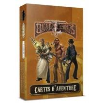 Deadlands cartes d'aventure