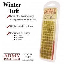 Touffes winter tuft