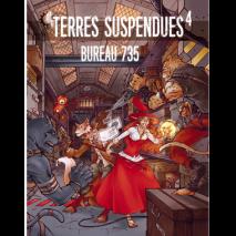Terres suspendues bureau 735