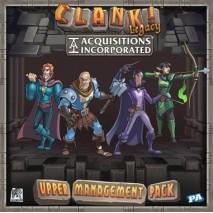 Clank ! Upper Management