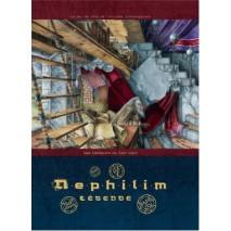 Nephilim les veilleurs du Lion Vert + Ecran