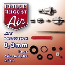 Kit de précision 0.3mm pour A112