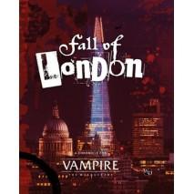 Vampire the Masquerade The Fall of London