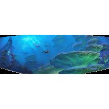 Aquablue écran