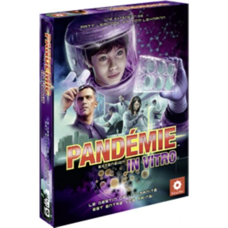 Pandémie Extension In Vitro