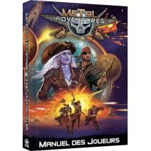 Metal Adventures manuel des joueurs