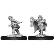D&D Nolzur's Marvelous Miniatures Male Halfling Rogue
