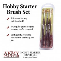 Dry brush set Pinceau Army painter