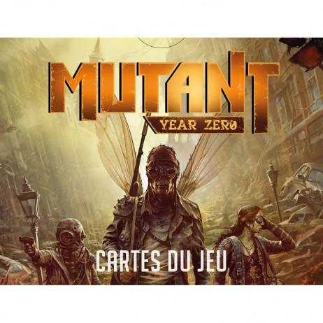Mutant Year 0 Deck de Cartes