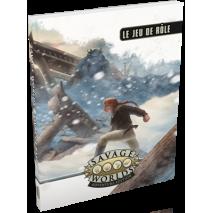 Savage Worlds Adventure Edition Couverture Souple