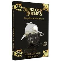 Sherlock Holmes Enquêtes surnaturelles BD T8