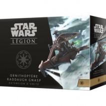 Star Wars Légion Ornithoptère Raddaugh Gnasp