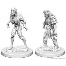 D&D Miniatures Zombies