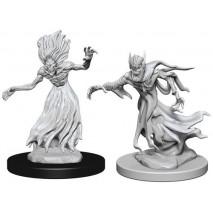 D&D Miniatures Wraith & Specter