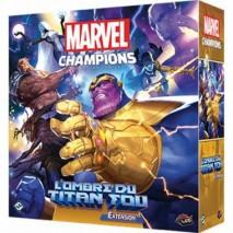 Marvel Champions L'Ombre du Titan Fou