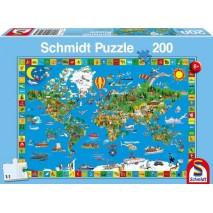 Puzzle 200 p Ta Petite Terre