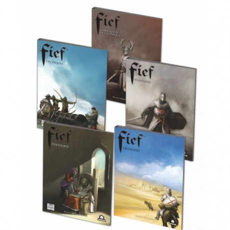 Fief 1429 pack 5 extensions