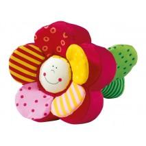 Fidelia fleur hochet