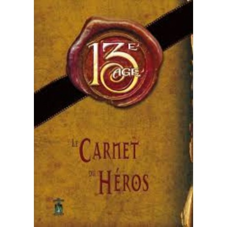 13e Age - Le carnet de héros