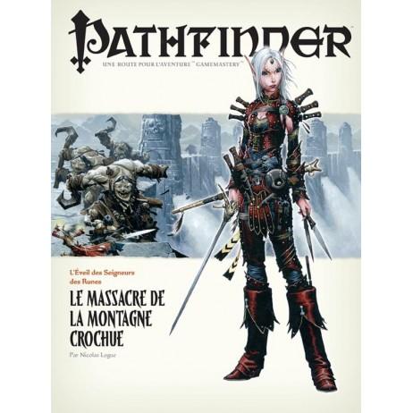 Pathfinder Le massacre de la montagne cro