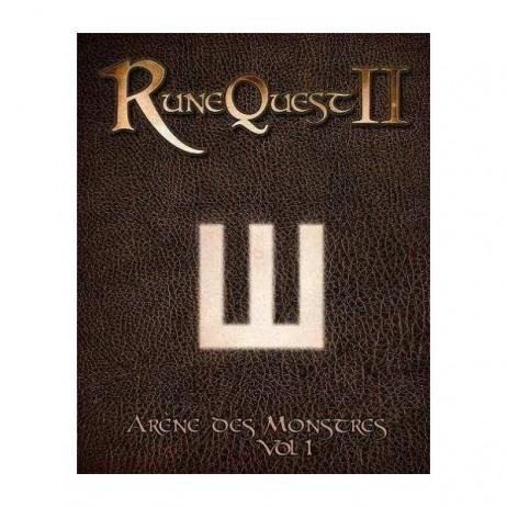 Runequest Arène des monstres v1