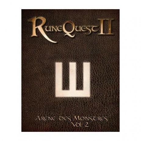 Runequest Arènes des monstres vol 2