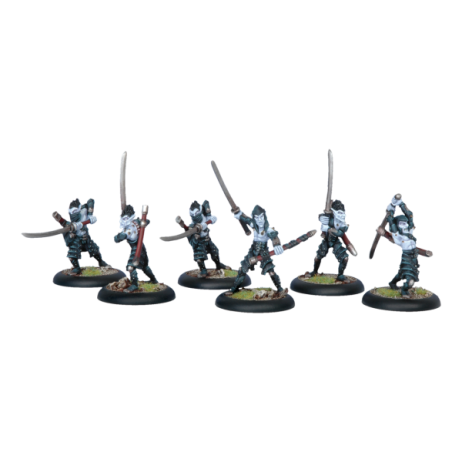 Blighted swordsmen
