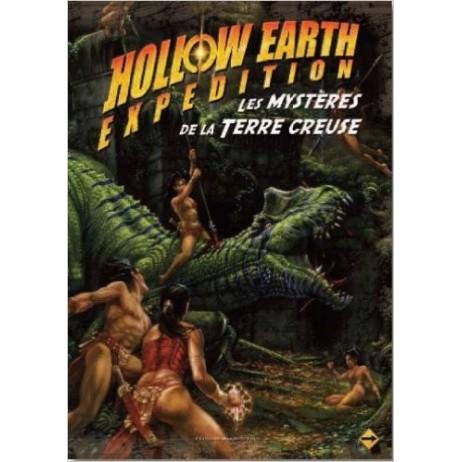 Hollow Earth Expedition Les mystères de la terre creus