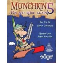 Munchkin 5 On ze rôde again again