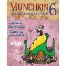 Munchkin 6 donjon de la farce