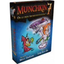Munchkin 7 oh le gros tricheur