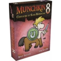 Munchkin 8 Centaure & sans reproche